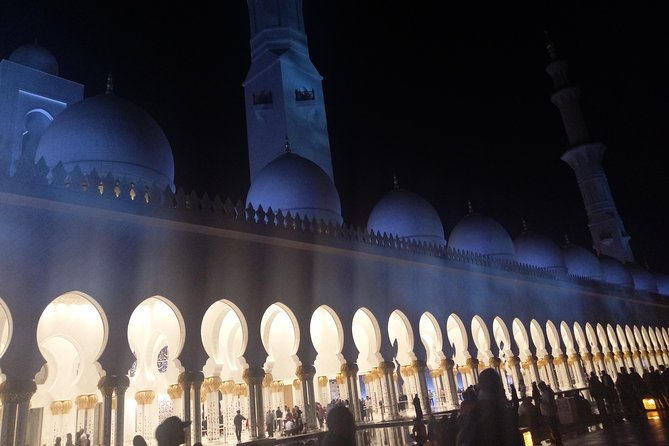 AUH & Dubai ONE DAY TOUR