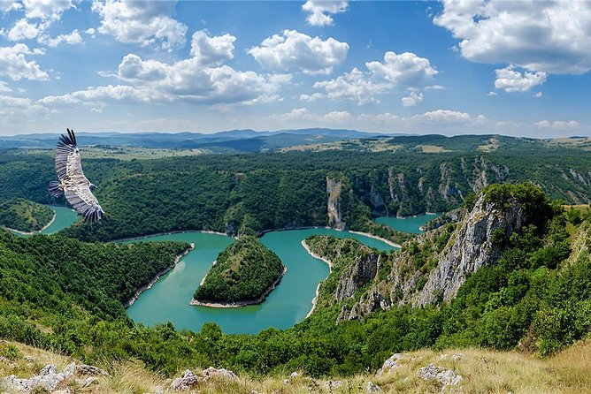 Dream Tour of UVAC Canyon in Southern Serbia Feel Endless Natural Charm