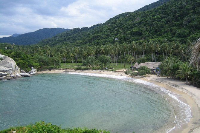 From Santa Marta to Tayrona Park