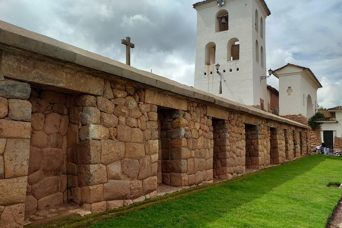 Guided Waking City Tour in Cusco