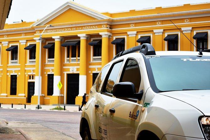 From Tayrona Park to Barranquilla