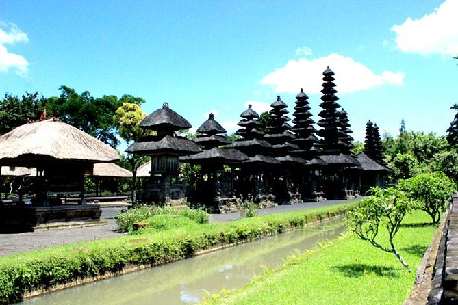 UNESCO sites : Jatiluwih,Taman Ayun,Batukaru and Tanah Lot