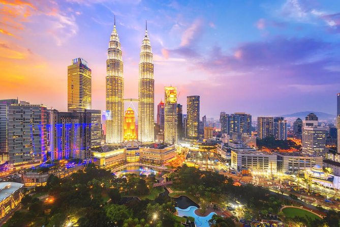 Private KL Malaysia Transit Tour (8 hours)