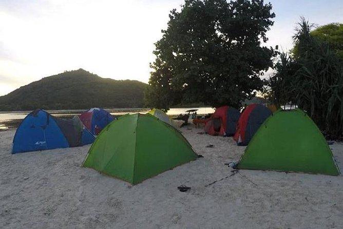 Snorkeling Tour & One Night Camping In Gili Kedis