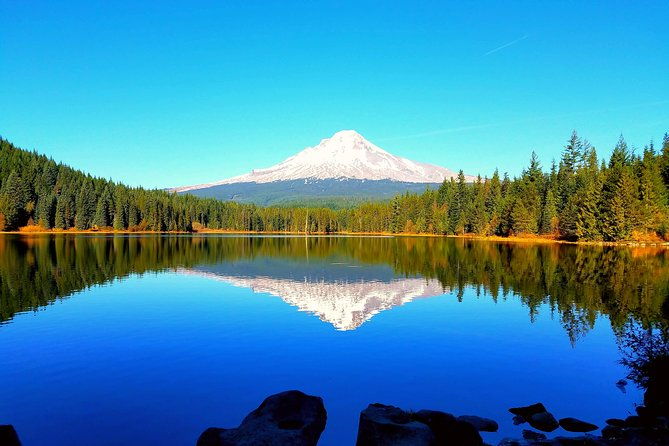 Columbia Gorge Waterfalls and Mt. Hood Tour - Full Day