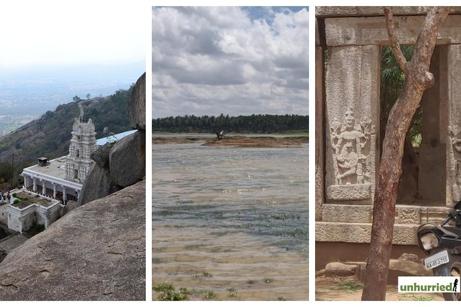 Devarayanadurga - A Day Of Trek, Temples And Thotas