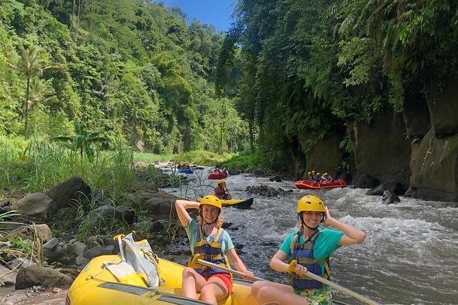 Rafting in Bali: Telaga river - new emotions! photo 4