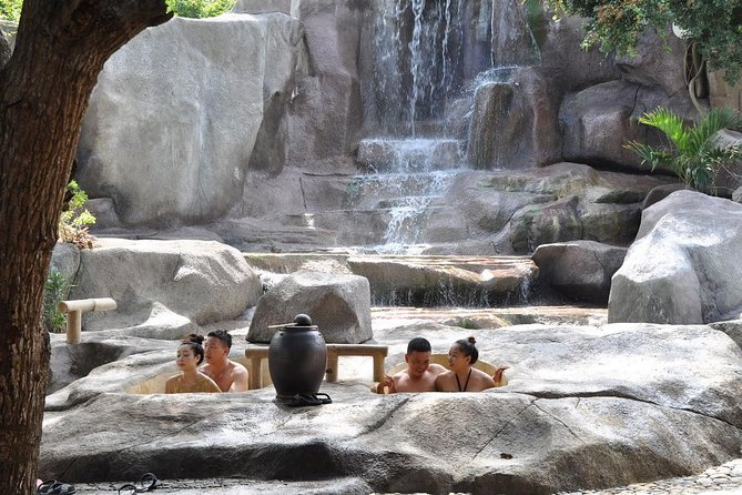 Half Day Private City Tour With Mud Bath Nha Trang