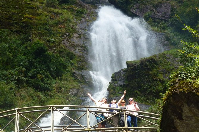 The Two waterfall and Heaven Gate - Half day tour