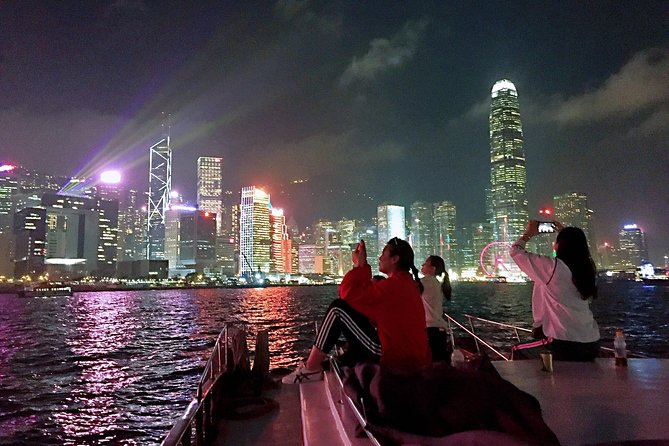 Hong Kong Victoria Harbour Evening Cruise