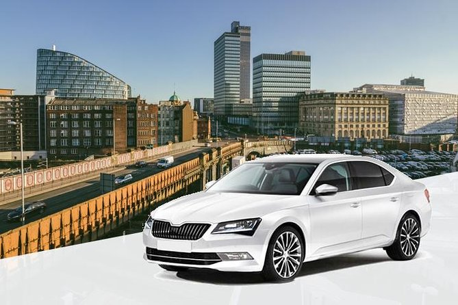 Private Transfer from Manchester to Manchester Airport (MAN)