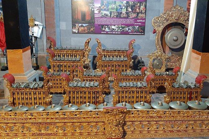 Discover the Balinese Gamelan