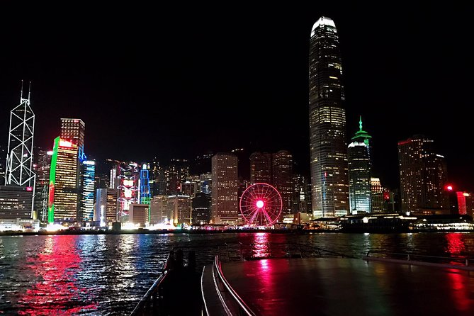 2-Hour Dinner & Shows on Victoria Harbour Night Cruise photo 6