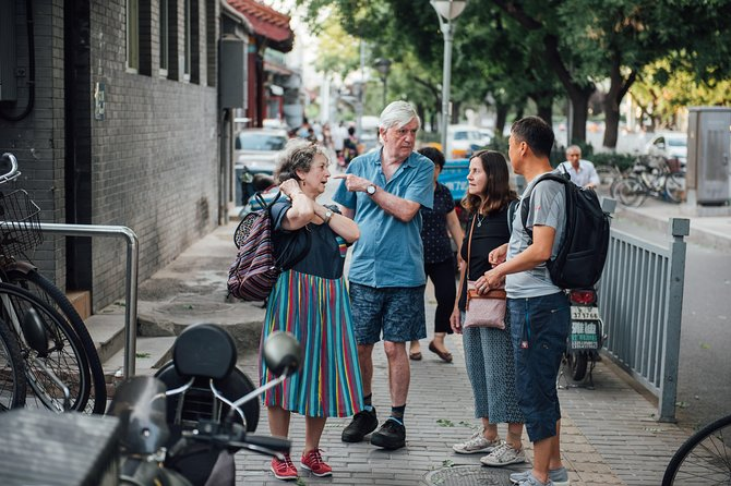 3-Hour Walking Tour to Discover Original Hutongs with A 100% Beijinger