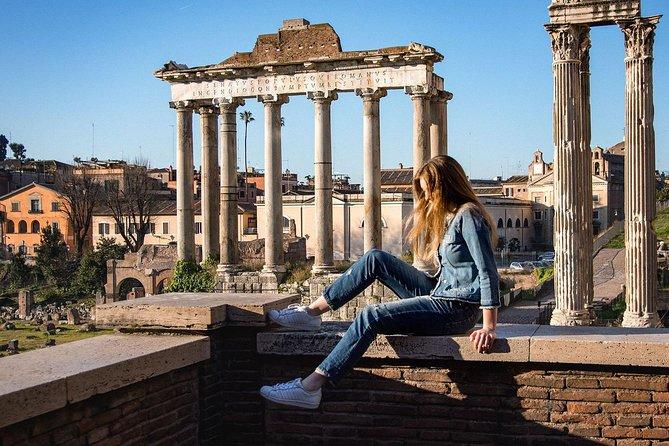Mobile Treasure Hunt Tour in Rome