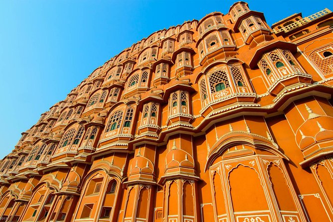 Pink City Tour with professional Driver