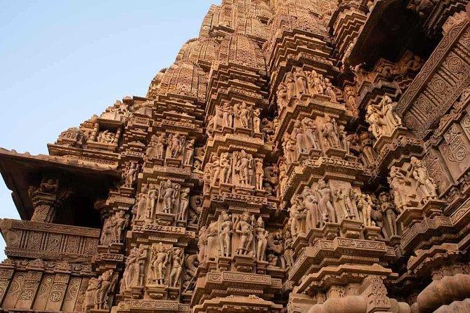 Heritage Tour to Khajuraho Temples