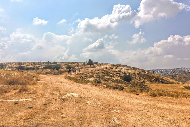 Hebron Hills Hiking Tour