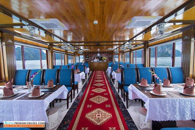 Deluxe Ha Long Bay Day Tour - Alova Premium Cruise