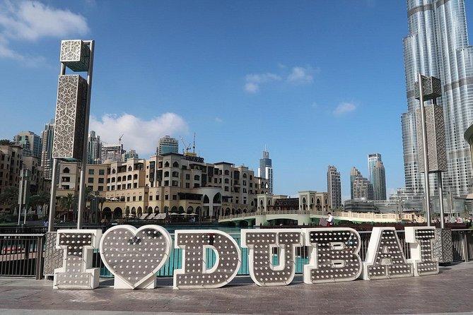 CITY OF BOLD DREAMS (modern Dubai tour) 6 ppl max.