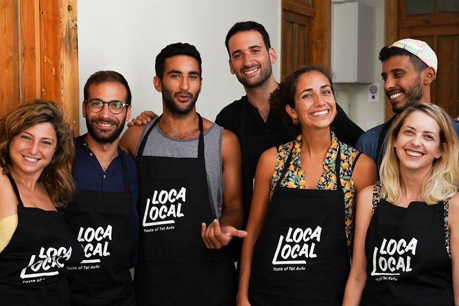 LocaLocal - Market tour and Israeli cooking workshop photo 7