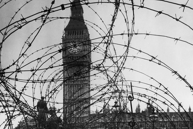 Wartime London with Spy & Espionage small group tour