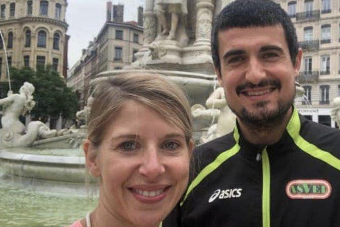 Lyon & Running & Culture