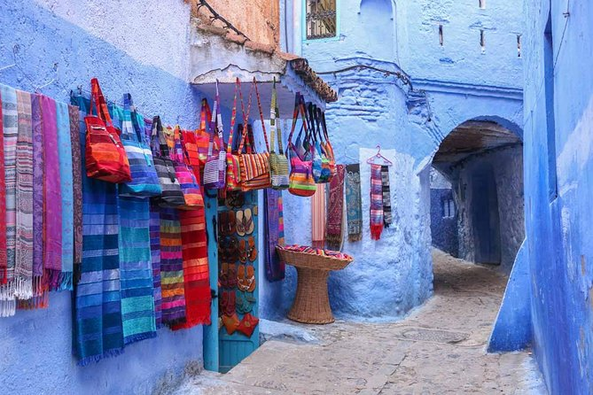DAY TRIP to Chefchaouen From FEZ