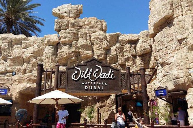 Wild Wadi Dubai Tickets