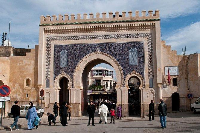 Fez Medina walking Tours half days