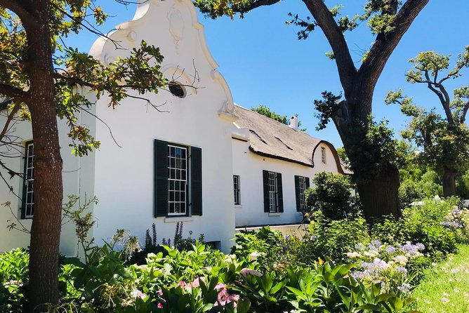 Private Winelands Tour