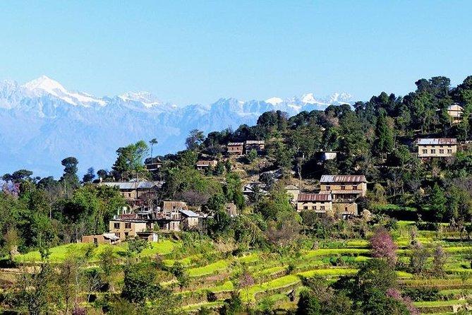 Nagarkot Sunrise Day Tour view of Himalayan Range with Hotel Pickup