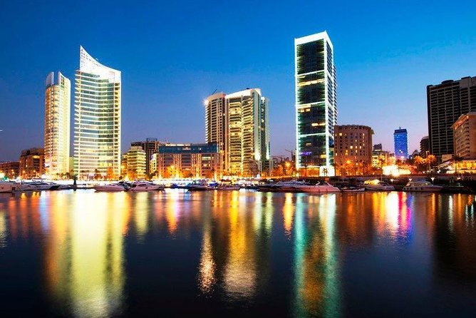 Beirut Downtown, Corniche and National Museum Tour