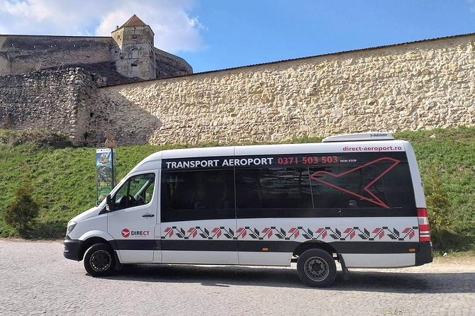 Rasnov to Bucharest Airport - Private Transfer