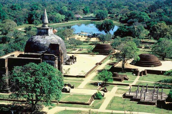 Billet d'entrée au site archéologique de Polonnaruwa