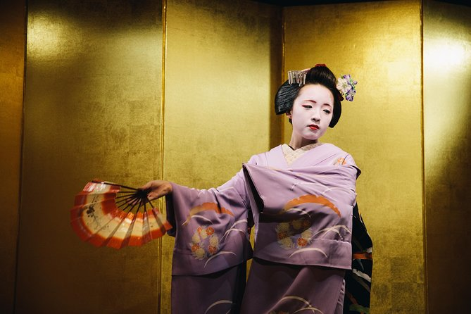 Mesmerizing Dinner with Maiko & Geisha photo 10