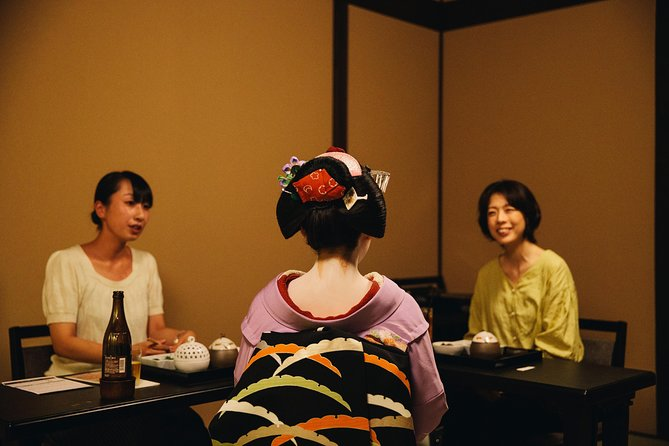Mesmerizing Dinner with Maiko & Geisha photo 5