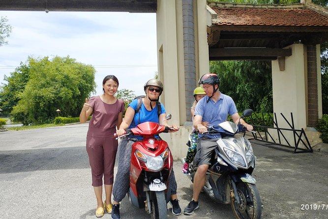 Motorbike Rental Ninh Binh