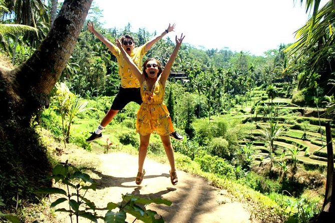 Ubud :Spectacular Waterfalls & Temple Tour