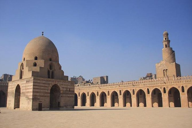 Day tour to amazing Islamic Mosque of Ibn Tulun photo 2