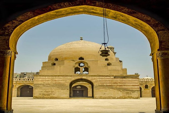 Day tour to amazing Islamic Mosque of Ibn Tulun photo 9