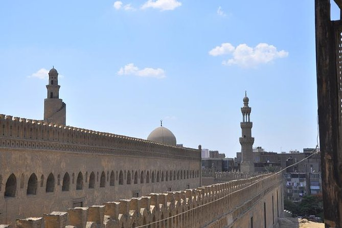 Day tour to amazing Islamic Mosque of Ibn Tulun