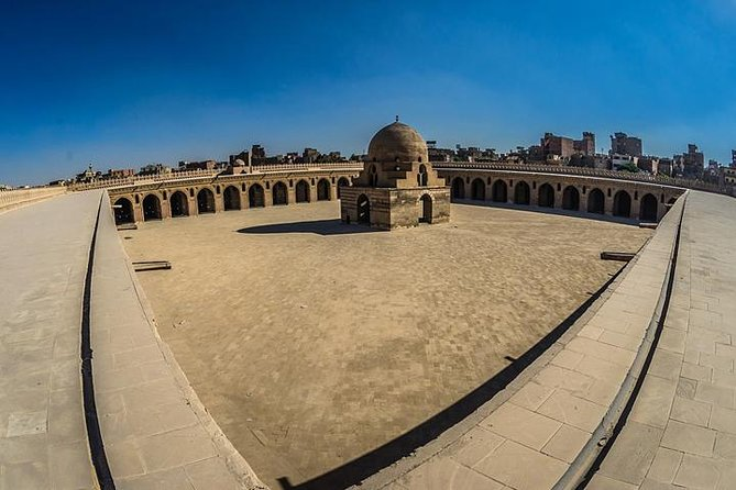Day tour to amazing Islamic Mosque of Ibn Tulun photo 8