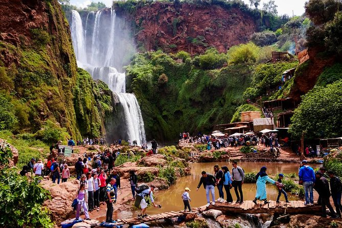 Trip To Ouzoud Waterfalls From Marrakech