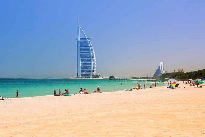 Relax On Beach (Jumeirah Beach)