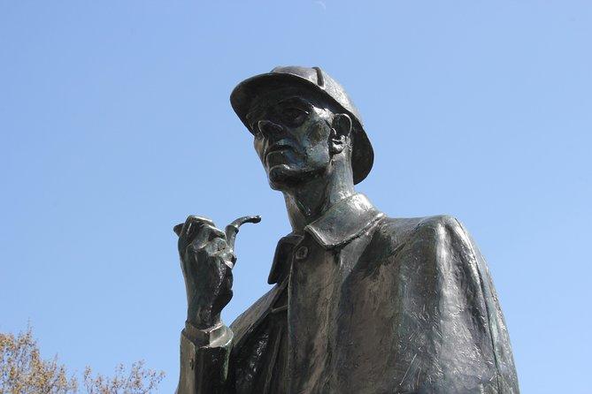 Private Sherlock Holmes Walking Tour of London