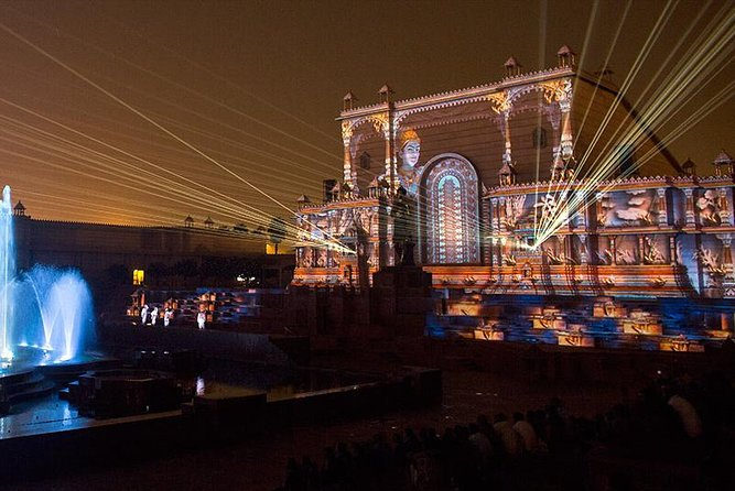 Akshardham Temple Tour Exhibition, Light and Water Show with Transfers photo 7