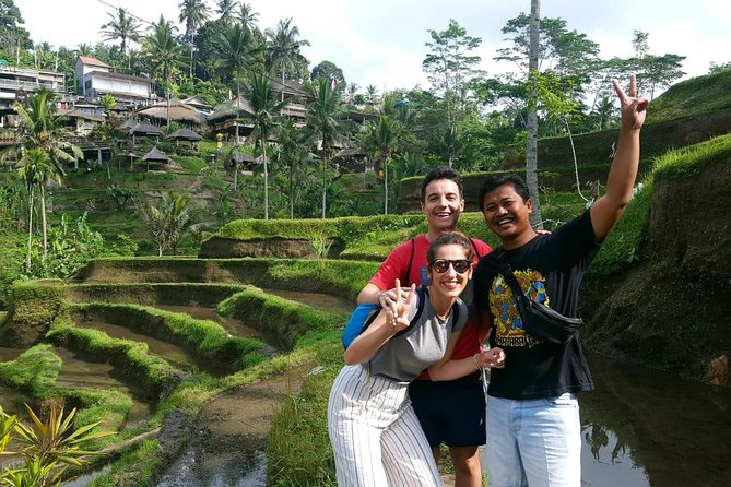 Ubud Tour With Swing