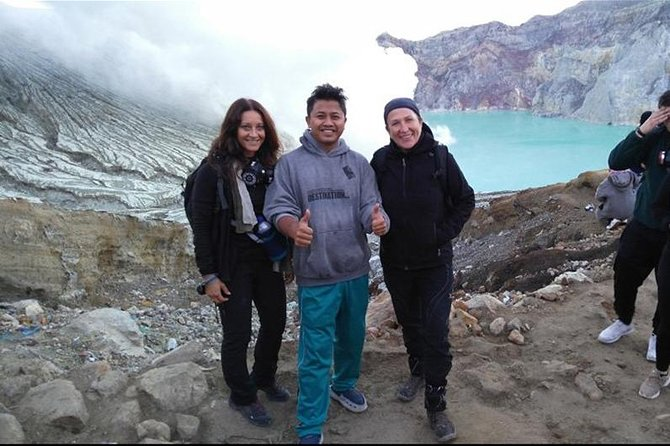Mount Ijen Volcano Tour From Bali