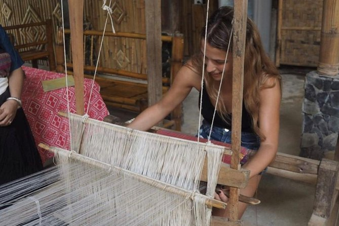 Workshop Mai Chau,VietNam-Cultural&Organic Weaving,Dyeing,Embroidery Experience